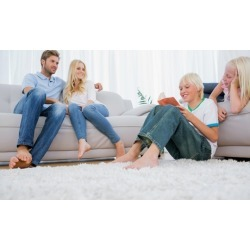 Carpet, Dryer Vent, or Upholstery Cleaning from Marshal Cleaning Services (Up to...