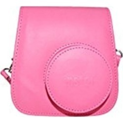 Fujifilm - Film 600018145 Instax Groovy Camera Case 9 Flamingo Pink