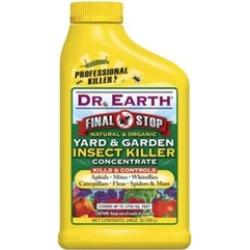 Organic Grow Inc 1022 Final Stop Yard & Garden Insect Killer