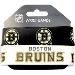 Sports Team Logo Set of 2 Rubber Wrist Band NHL