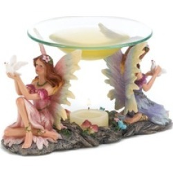Forest Fairy Frangrance Oil Warmer uses Tealight Candle