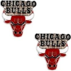 Sports Team Logo Post Stud Earring Set NBA Charm Gift