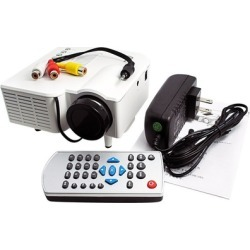 Exclusive Home Multimedia LCD Projector EBEST-HDMI DVD Playstation