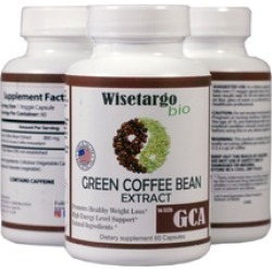 Green Coffee Bean Extract For Weight loss Appetite Suppressant