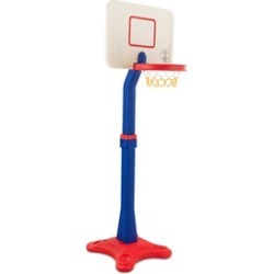 Kids Children Basketball Hoop Stand Adjustable Height Indoor Outdoor S