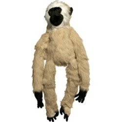 Sunny Toys NP8005L 32 In. Gibbon, Animal Puppet