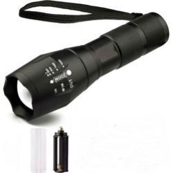 Portable LED Tactical Flashlight