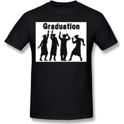 Men's Funny College High School Graduation Gift Senior 2018 Shirt