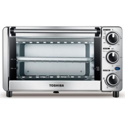 Toshiba 4-Slice Toaster Oven