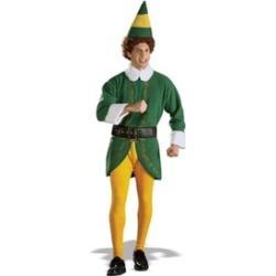 Rubies Costume Co 19992 Buddy Elf Adult Costume Size Standard