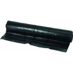 Film-Gard 626082 Filmgard Polyethylene 6 Mil Sheeting Poly Film, Black