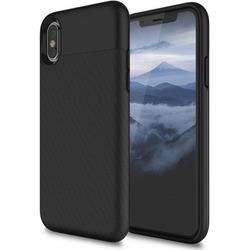Apple iPhone X Wallet Case Shockproof Cover Credit Card Slots Holder