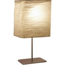 Unique Table Lamp Gives Soft Glowing Light