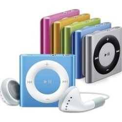 2 Pack Mini MP3 Player with Earphone
