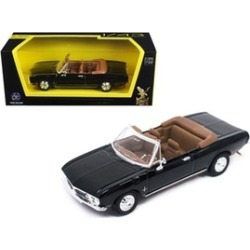 Road Signature 94241BK 1969 Chevrolet Corvair Monza 1 by 43 Scale Diecast Model