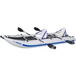 PaddleSki Catamaran Inflatable Kayak 435PSK Deluxe