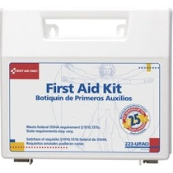 First Aid Only 223-u First Aid Kit, 25 Person