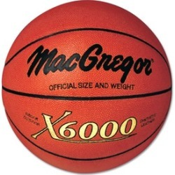MacGregor X6000 Womens Basketball
