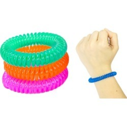 Mosquito Repellent 3 Pieces Non-Toxic Bug Repellent Bracelets