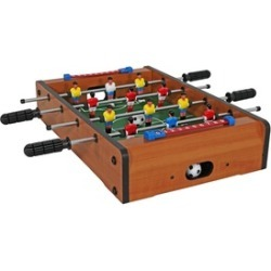Sunnydaze 20-Inch Tabletop Foosball Table Game