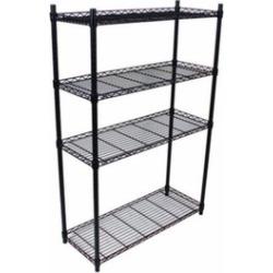 Black Steel Rack