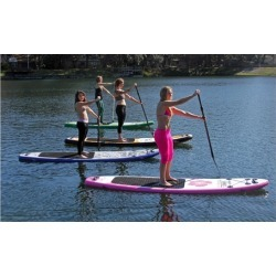 Tribal Boards Sunray Inflatable Stand Up Paddle Board