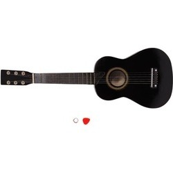 21 Inch 6 String Acoustic Guitar Musical Instruments with Pick