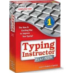 Typing Instructor® Platinum 21 - Windows