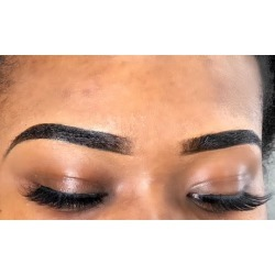 One or Two Eyebrow Tinting Sessions at Shanique Love Beauty Studio (Up to 37% Off)