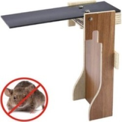 Easy to Clean Walk The Plank Mouse Trap