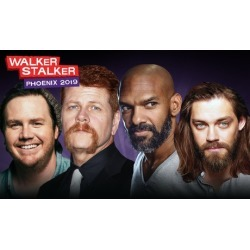Single- or Two-Day General Admission for One to Walker Stalker Con on January 26-27, 2019 (Up to 51% Off)