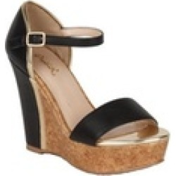 Xehar Women's Ankle Strap High Heel Wedge Party Dress Open Toe Sandal