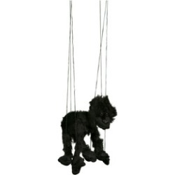 Sunny Toys WB336 16 In. Baby Gorilla, Marionette Puppet