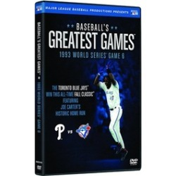 Baseball's Greatest Games: 1993 World Series Game 6