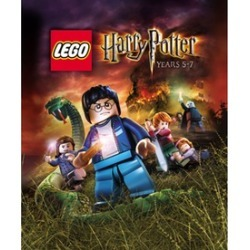 Classic Video Game: Lego Harry Potter Years 5-7 for Nintendo Wii, NDS, or Vita