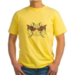 CafePress F-6 VALKYRIE GEAR T-Shirt found on Bargain Bro India from groupon for $9.98