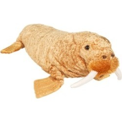 Sunny Toys NP8162 20 In. Walrus, Animal Puppet