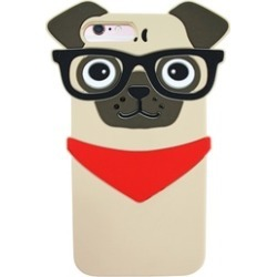 Sunology Silicone Iphone Cases Pug