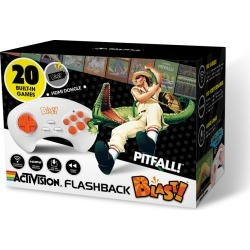 Flashback Blast Classic Arcade Plug-And-Play with Wireless Controllers and Built-In Games found on Bargain Bro India from Facebook Inc for $21.99