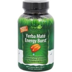Yerba Mate Energy Burst