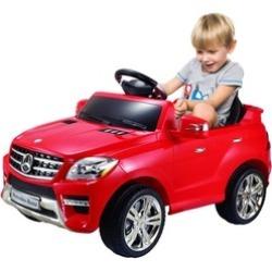 Costway Mercedes Benz ML350 6V Electric Kids Ride On Car