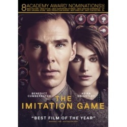 Imitation Game, The DVD
