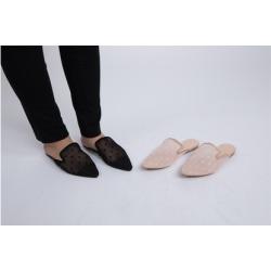"N Demand Shoes ""Marilyn"" Fashion Mules LA223-5"