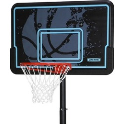 Lifetime Adjustable Portable Basketball Hoop (44-Inch Impact)
