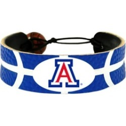 Sports Team Color NCAA Gamewear Leather Basketball Bracelet