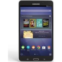 "Samsung Galaxy Tab 4 7"" NOOK Edition 8GB Tablet WiFi Black Refurbished - Black"