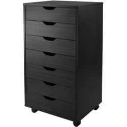 Winsome Trading 20792 Halifax Cabinet for Closet Office 7 Drawers
