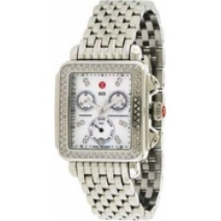 Michele Deco Women's Stainless Steel Watch found on MODAPINS from groupon for USD $2310.00
