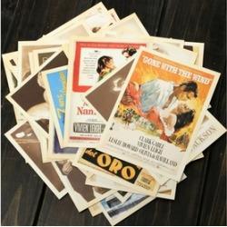 32X Travel Post Card Vintage Landscape Film Poster Art