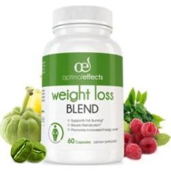 Weight Loss Blend with Raspberry Ketones, Green Tea, Caffeine